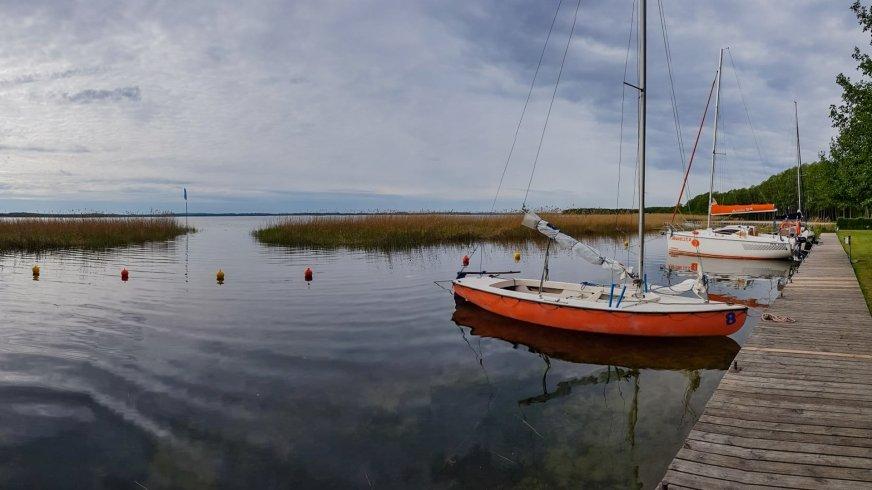Kolonia Harsz, port u Pana Henia (Przystań Zdorkowo)